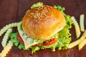 burger Miami frita food