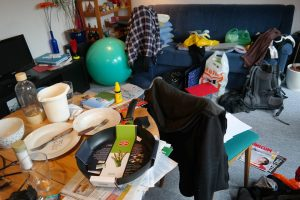 get rid of the clutter