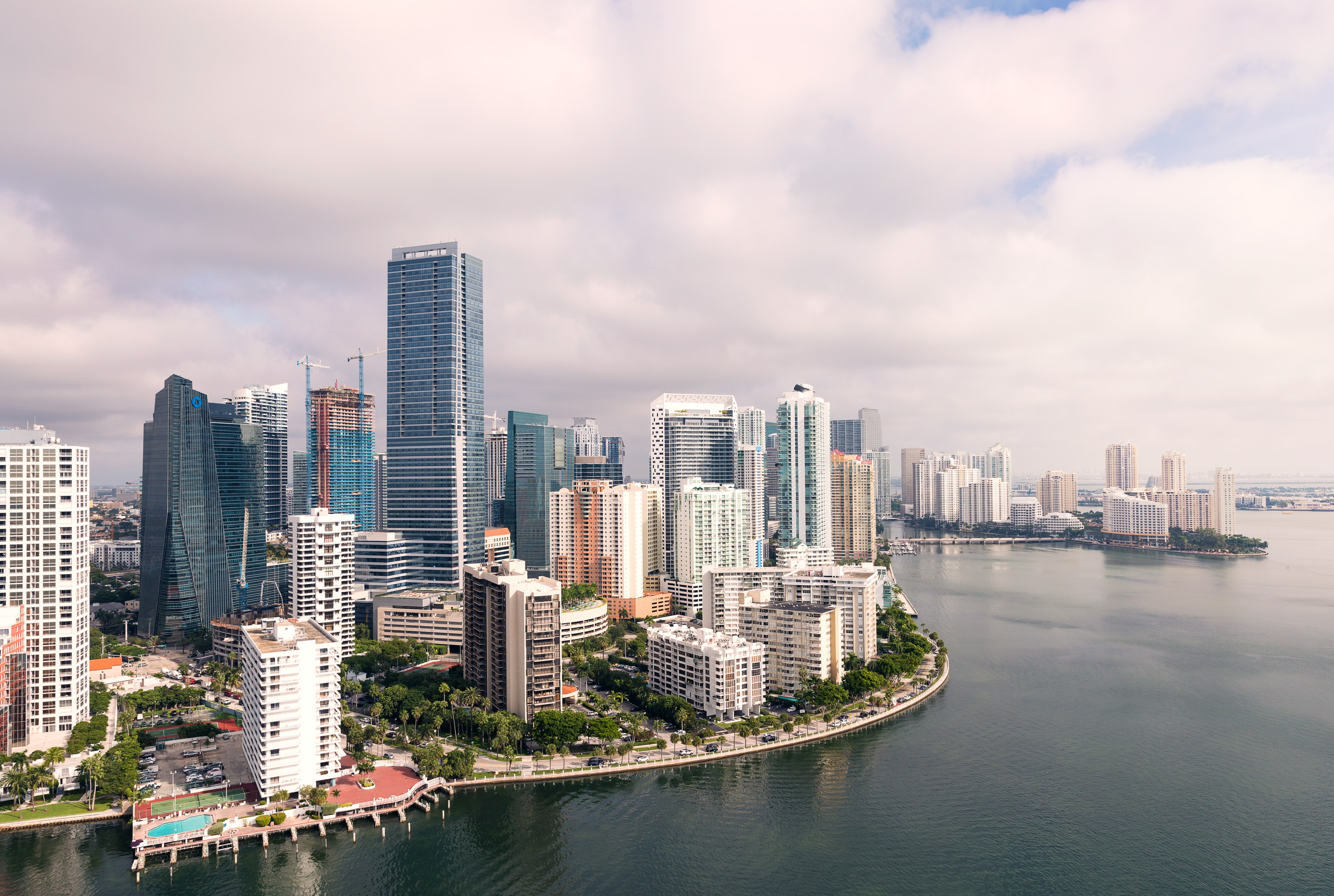 There are many interesting facts about Miami itself.