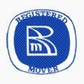 Registered mover logo