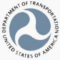 Department of transportation USA logo