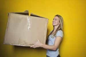 Consider self-service local moving costs and the energy to carry boxes by yourself.
