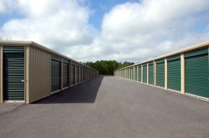 Many people store their items in self-storage Miami capacities