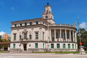 Historical Coral Gables City Hall you can visit after the relocation