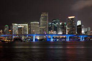 Miami, where a number of the best South Florida colleges are located.