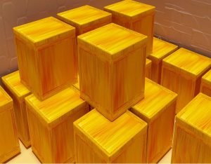 Wooden Crates - take advantage of our local packing and storage services Miami.