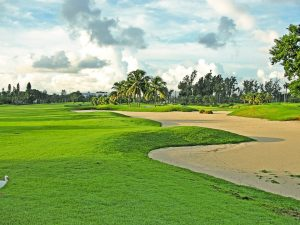 Golf courses are just one of many development aspects in Miami Lakes.