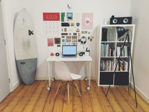 Decorate your office space