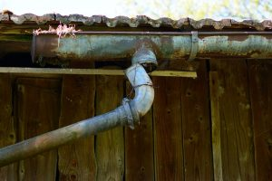 Make sure that all pipes and gutters are working and clean.