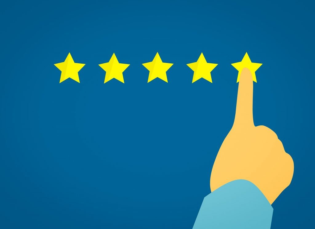 Five stars - like your Tamarac Movers need to be.