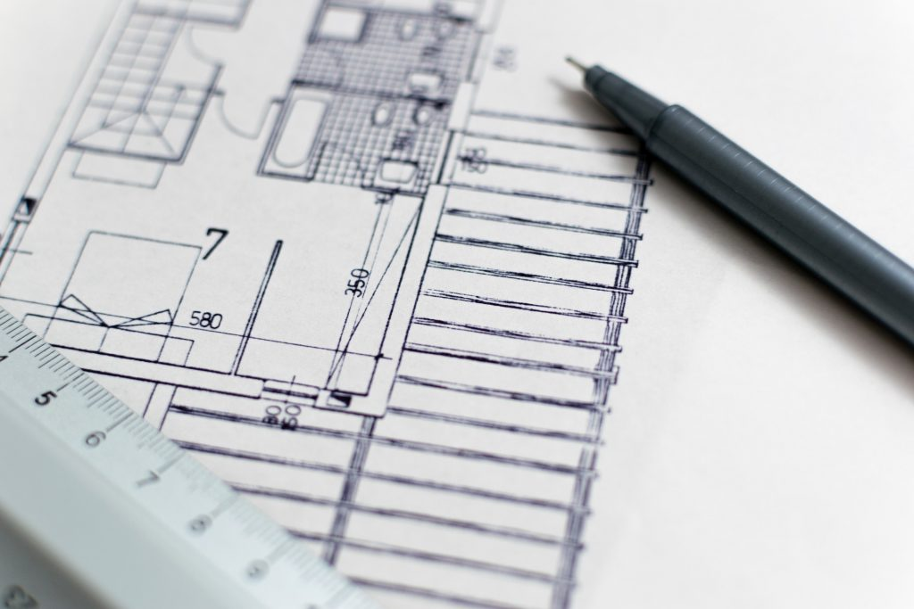 Blueprints - like the ones you will need when managing employee relocation.