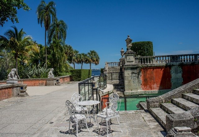 Vizcaya, Miami - one of the best local spots in Miami
