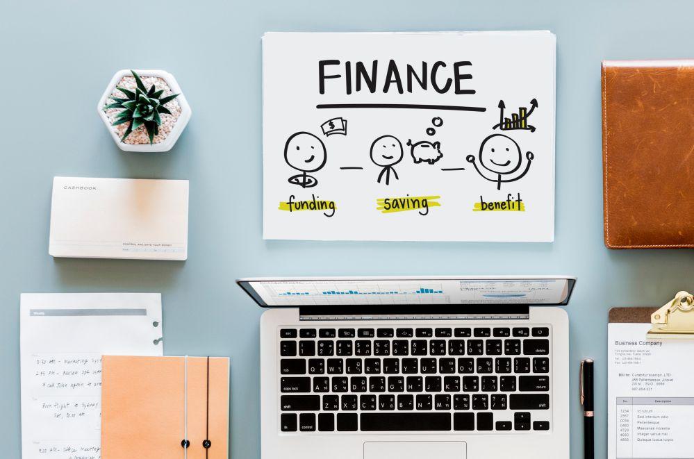 A finance plan.