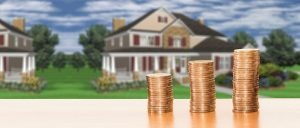 Property taxes can pile up like coins if you neglect them.