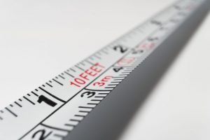 A meter.