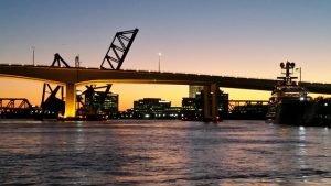 Bridge in Jacksonville, Florida