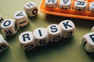 Risk sign.