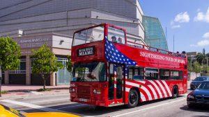 Big Bus city tour