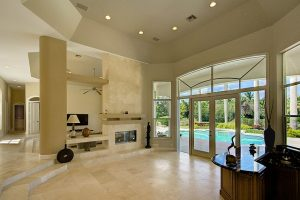 living room - Florida Real Estate License Requirements