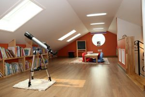 converting your attic into living space