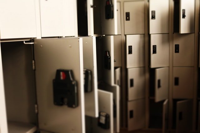 It is cheaper if you don't have to rent a storage unit