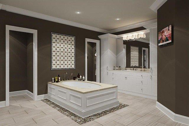 Bathroom ready for cheap bathroom remodeling ideas