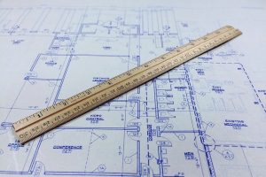 Reading a blueprint to downsize your home