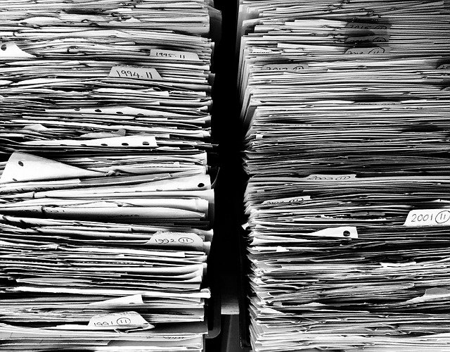 piles of paperwork won't be as big when interstate moving
