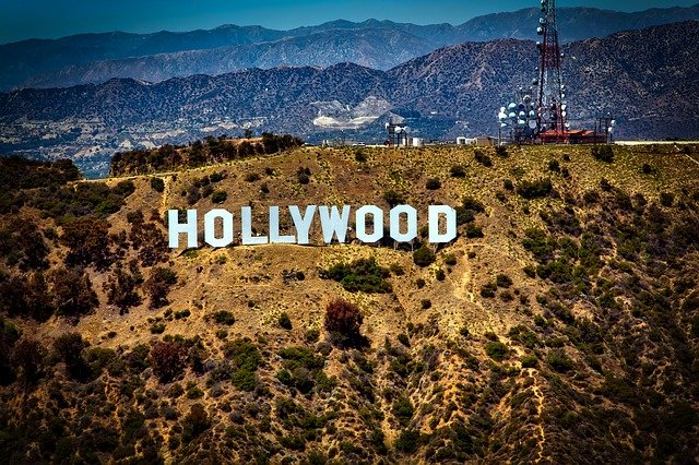 The Hollywood sign you will see when moving to Los Angeles from South Florida